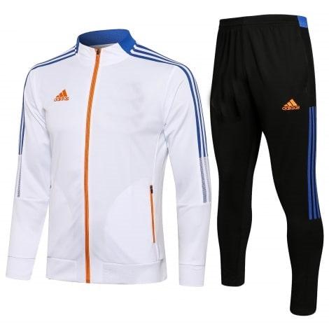 Бело-черный костюм Реал Мадрид 2021-2022