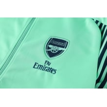 Взрослый сине-зеленый костюм Арсенала 2018-2019 герб клуба
