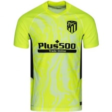 Третья аутентичная футболка Атлетико Мадрид 2020-2021