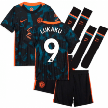Детская третья форма Челси Ромелу Лукаку 2021-2022