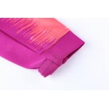 Взрослый сине-розовый костюм Барселоны 18-19 рукав