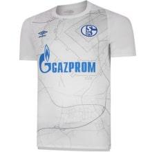 Гостевая игровая футболка Шальке 04 2020-2021