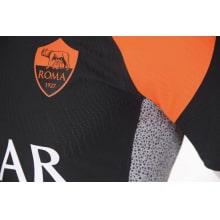Комплект детской третьей формы Ромы 2020-2021 футболка герб клуба