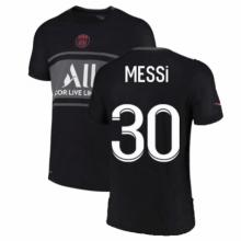 Детская третья футбольная форма ПСЖ МЕССИ 2021-2022