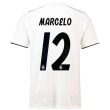 Детская домашняя футболка Марсело 2018-2019