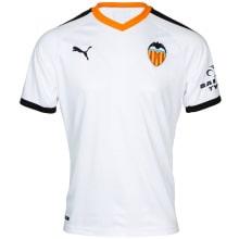 Взрослый комплект домашней формы Валенсия 2019-2020 футболка