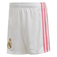 Домашняя форма Реал Мадрид 2020-2021 c длинными рукавами шорты
