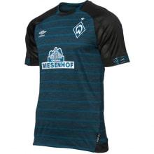 Гостевая игровая футболка Вердер Бремен 2018-2019