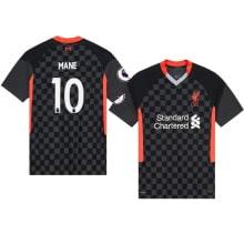 Третья футболка Ливерпуля 2020-2021 Садио Мане