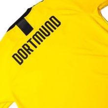 Комплект детской домашней формы Боруссии 2019-2020 футболка сзади