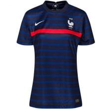Женская домашняя футболка Франции на ЕВРО 2020-21