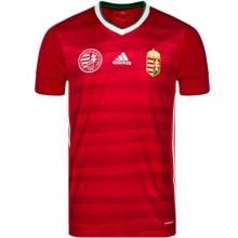 Взрослая гостевая форма сборной Бельгии на ЕВРО 2020-21