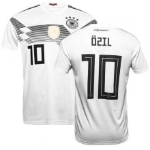 Футболка сборной Германии на ЧМ 2018 Месут Озил