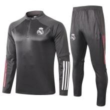 Серый костюм Реал Мадрид 2020-2021