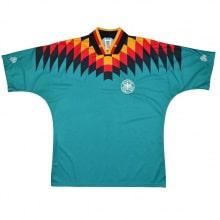 Гостевая футболка сборной Германии Ретро 1993-1994