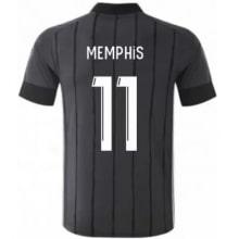 Гостевая игровая футболка Лион MEMPHIS DEPAY 2020-2021