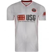 Гостевая игровая футболка Шеффилд Юнайтед 2019-2020