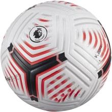 Бело красный мяч Премьер Лиги по футболу 2020-2021