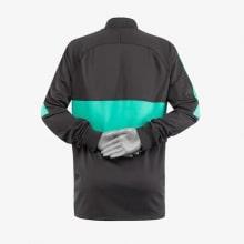 Детский чернДетский черно-голубой костюм Барселоны 19-20 олимпийка сзадио-голубой костюм Барселоны 19-20
