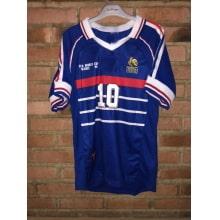 Домашняя футболка сборной Франции на чемпионат мира 1998