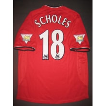 Домашняя футболка Манчестер Юнайтед 2002-2003