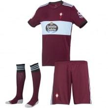 Взрослый комплект гостевой формы Сельта 2019-2020 футболка шорты и гетры