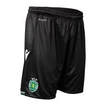 Комплект взрослой домашней формы Спортинг 2020-2021 шорты