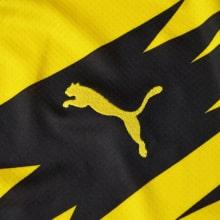 Домашняя футболка Боруссии Дортмунд 2020-2021 Холанн бренд