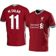 Домашняя футболка Ливерпуля 2020-2021 Мохаммед Салах