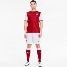 Домашняя игровая футболка сборной Бразилии 2019-2020 бренд