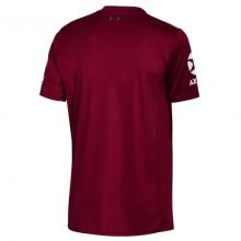 Гостевая игровая футболка Ривер Плейт 2019-2020 сзади