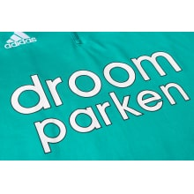Зеленый спортивный костюм Фейеноорда 2021-2022 спонсор