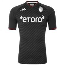 Гостевая игровая футболка Монако 2021-2022