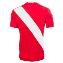 Гостевая футболка сборной Перу на ЧМ 2018