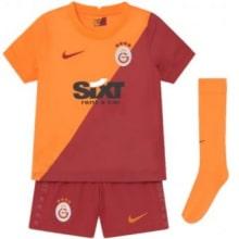 Комплект детской домашней формы Галатасарая 2021-2022