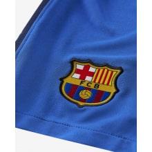Комплект детской третьей формы Барселоны 2021-2022 шорты