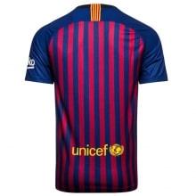Взрослая футболка Барселоны 2018-2019 сзади
