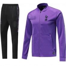 Взрослый черно-фиолетовый костюм Тоттенхэма 2019-2020
