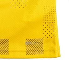 Четвертая игровая футболка Боруссии Дортмунд 2020-2021 ткань
