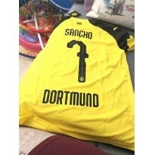 Домашняя игровая футболка Боруссии Дортмунд 2018-2019