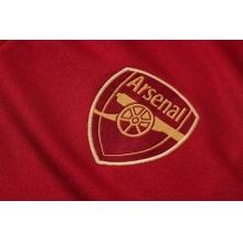 Взрослый красно-черный костюм Арсенала 2018-2019 герб клуба