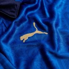 Детская домашняя футбольная форма Италии на ЕВРО 2020-21 футболка бренд