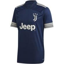 Гостевая игровая футболка Ювентуса 2020-2021