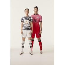 Гостевая игровая футболка сборной Кореи 2020-2021 комплект футбокла шорыт и гетры