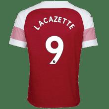 Домашняя футболка Арсенала Александр Лаказетт 2018-2019