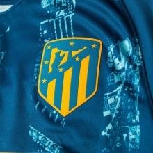 Детская третья футболка Диего Коста 2018-2019 герб клуба
