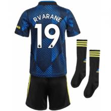 Детская третья футбольная форма Варан 2021-2022