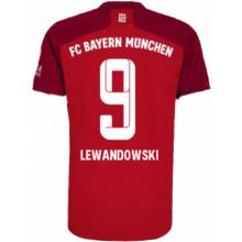 Домашняя футболка Баварии Роберт Левандовски 2021-2022