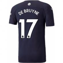 Третья футболка Манчестер Сити 21-22 Де Брёйне