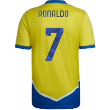 Третья игровая футболка Роналдо 2021-2022